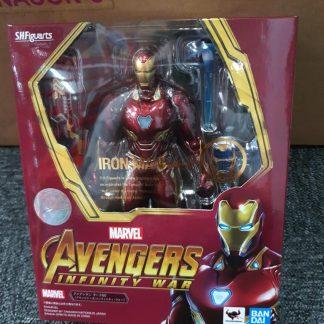 Bandai SHFiguarts Ironman MK 50