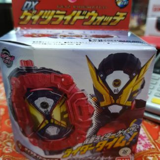 Bandai DX Kamen Rider ZI O Geiz Ridewatch