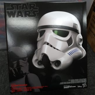 Hasbro star wars black series stormtrooper helmet
