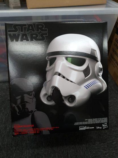 Hasbro star wars black series stormtrooper helmet
