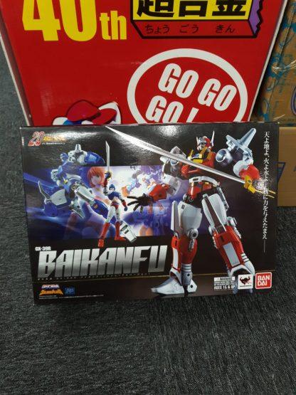 Bandai GX39R Soul of Chogokin Baikanfu