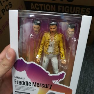 Bandai Music Icon Freddie Mercury from Queen
