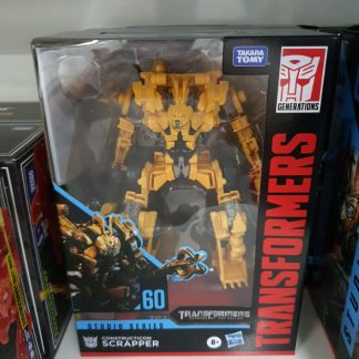 Hasbro transformers studio series scrapper