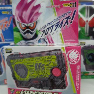 Bandai DX Kamen Rider Ex Aid Zero One Progrise Key