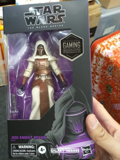Hasbro Star Wars Black Series Jedi Knight Revan 6 Inch