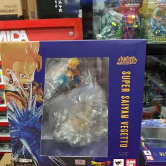 Bandai Figuarte Zero Super Saiyan Vegetto Tamashii Web Exclusive