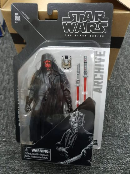 Hasbro Black Series Archive 6 inch Darth Maul