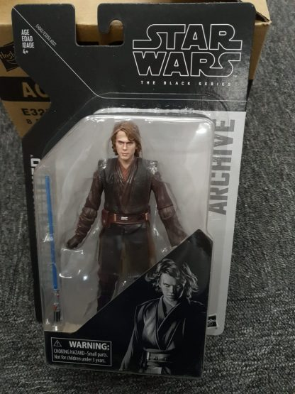 Hasbro star wars archive black series anakin