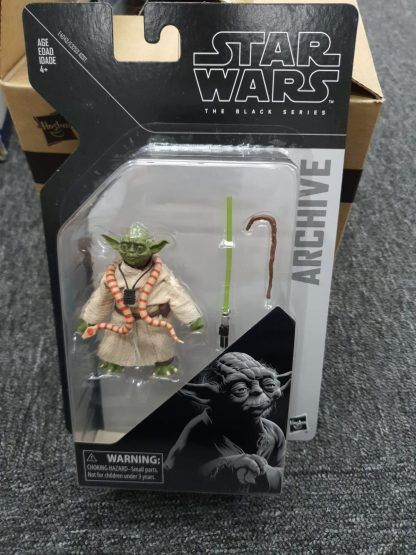 Hasbro Black Series Archive 6 Inch Yoda