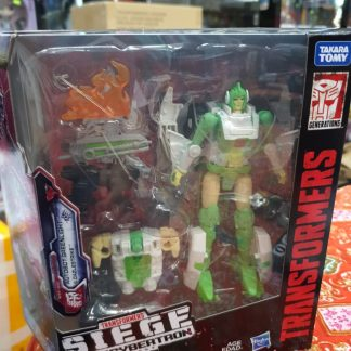Hasbro Transformers WFC Siege Greenlight