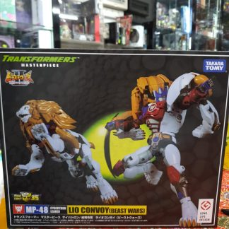 Takaratomy Transformers Masterpiece MP-48 Lio Convoy