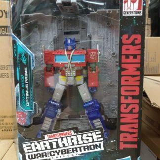 Hasbro WFC Earthrise Leader Class Optimus Prime