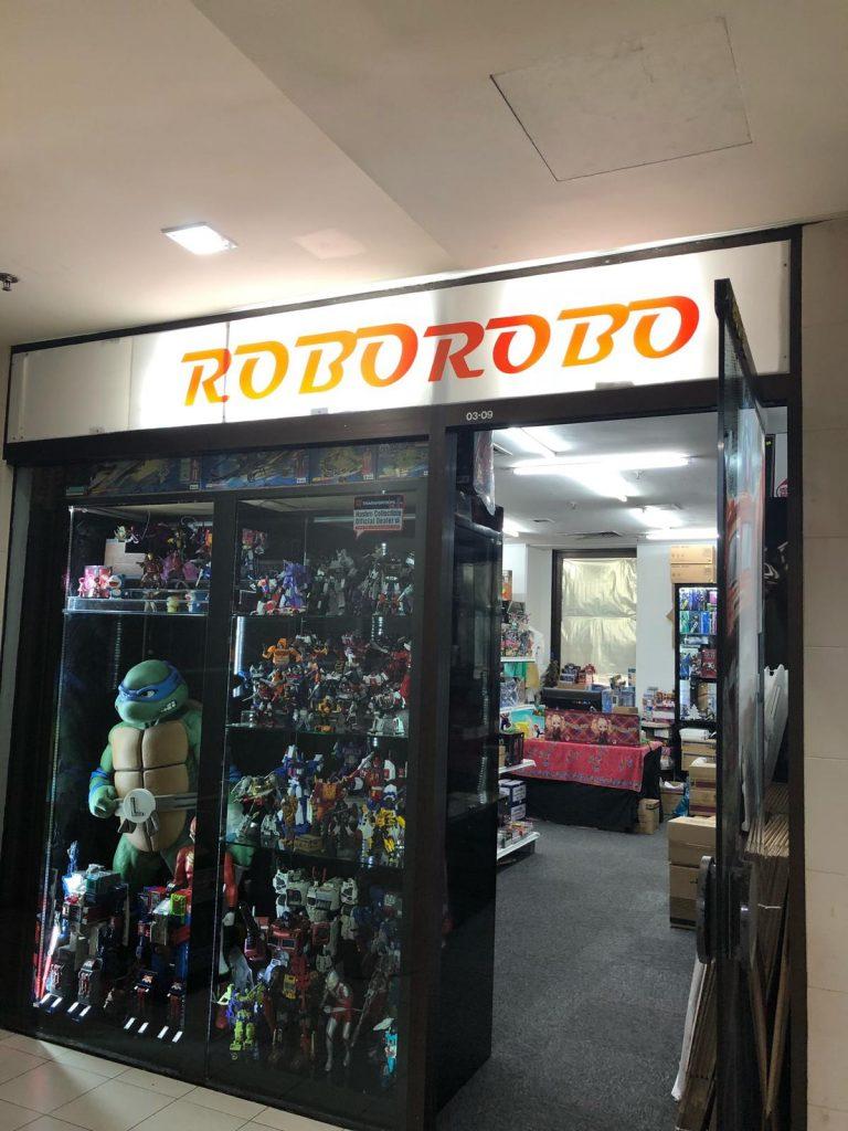 Robo Robo Singapore