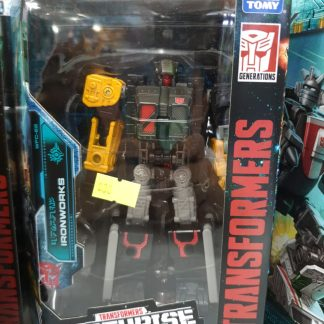 Hasbro Transformers WFC Earthrise Deluxe Ironworks