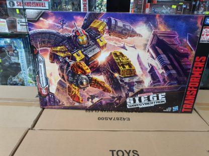 Hasbro Transformers Siege Titan Class Omega Supreme