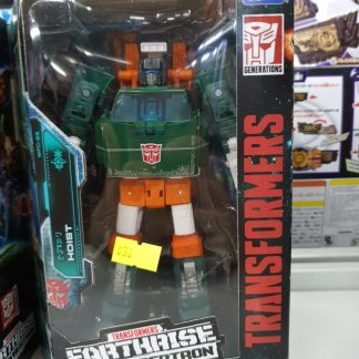 Hasbro Transformers WFC Earthrise Deluxe Class Hoist
