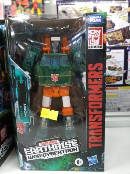 Hasbro Transformers WFC Earthrise Deluxe Class Hoist