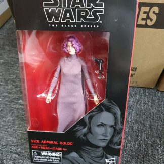 Hasbro Star Wars Black Series 6 Inch Vice Admiral Holdo