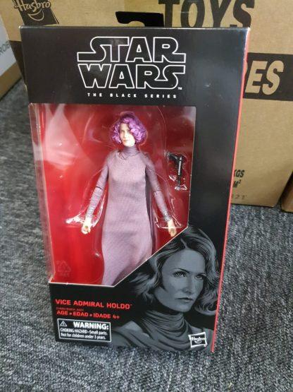 Hasbro Star Wars Black Series 6 Inch Vice Admiral Holdo